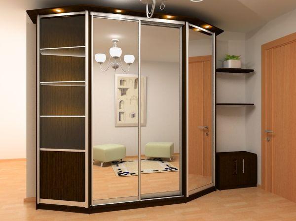 Встроенная мебель для прихожей, фото и рекомендации