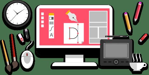image personnalisation numerique