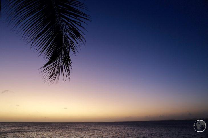 Sunset on Bonaire