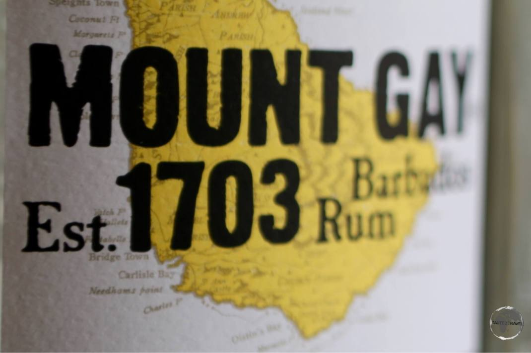 Barbados Travel Guide: Mount Gay Rum