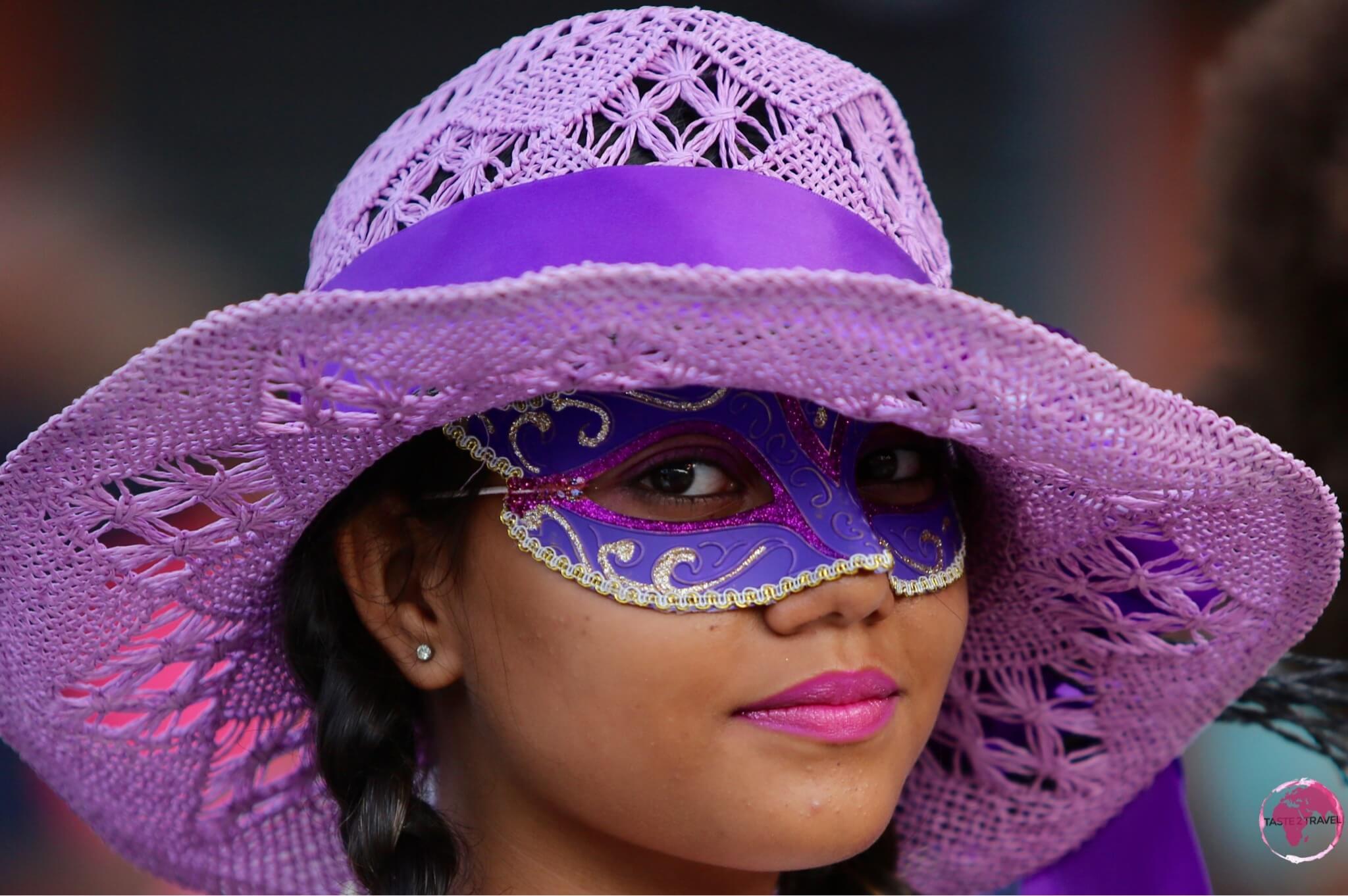 Carnival in Cayenne