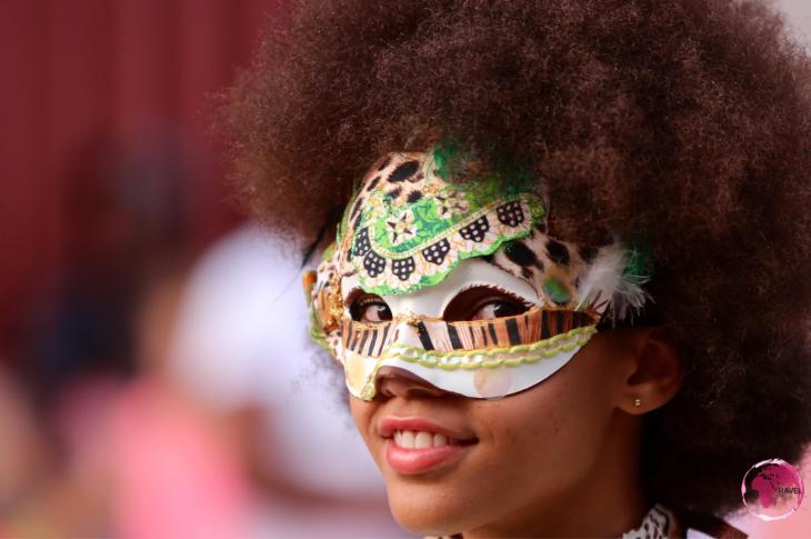 Carnival in Cayenne.