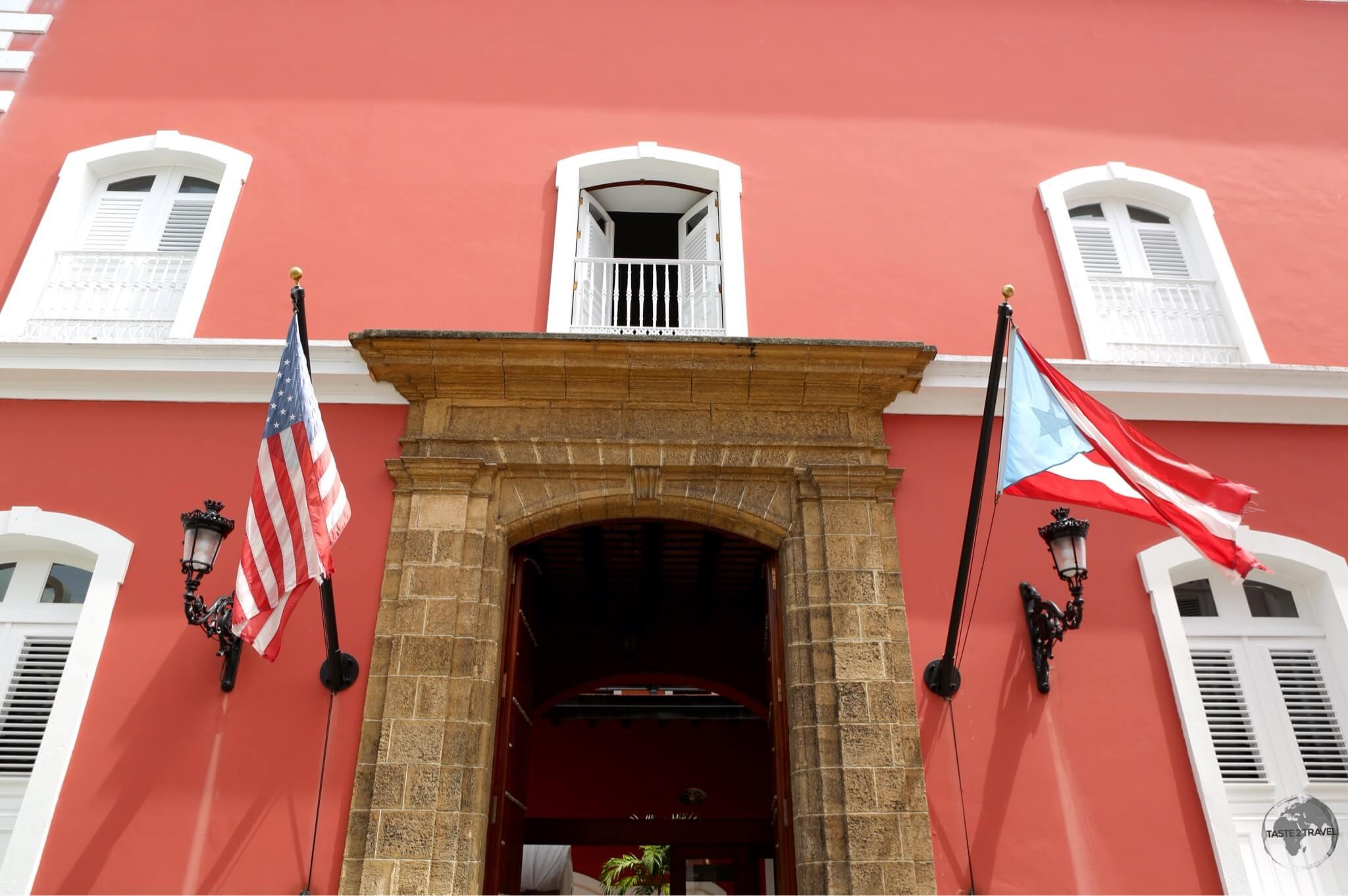 Historic San Juan.