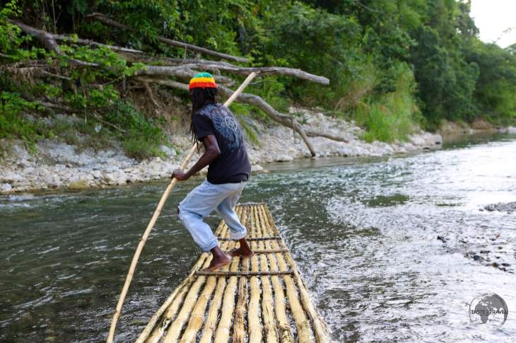 Rafting the Rio Grande.