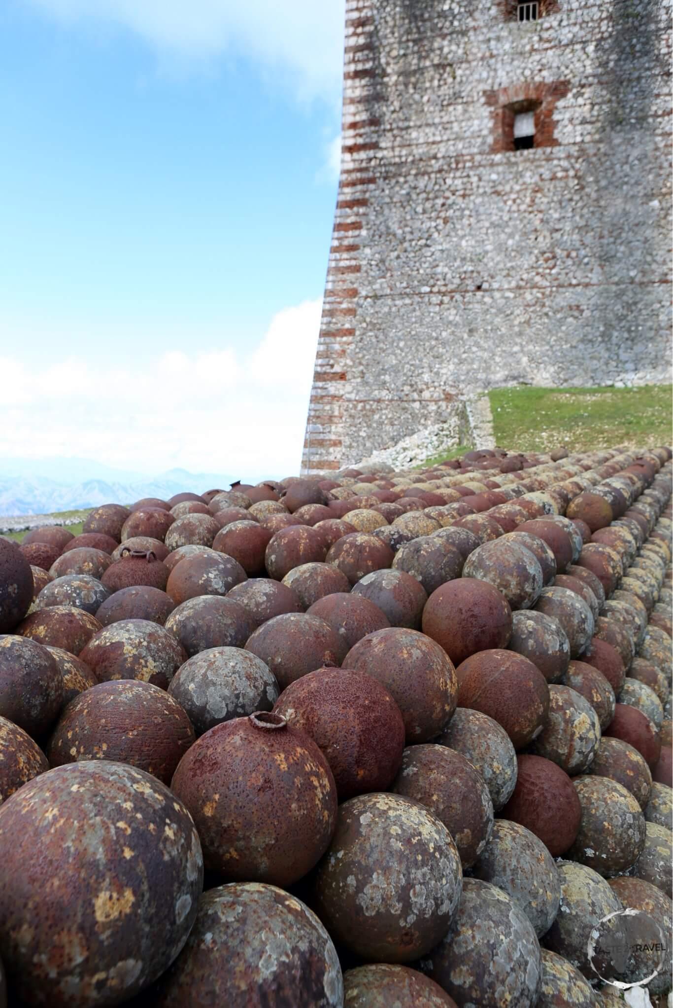 Citadelle Laferrière, near Cap Haitien