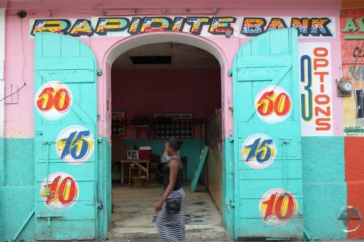Old town of Cap-Haïtien.