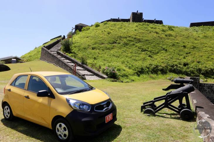 Saint Kitts & Nevis Travel Guide: Hire car is a great way to explore both islands.