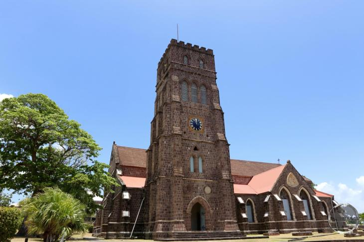 St. George's Anglican Church, Basseterre
