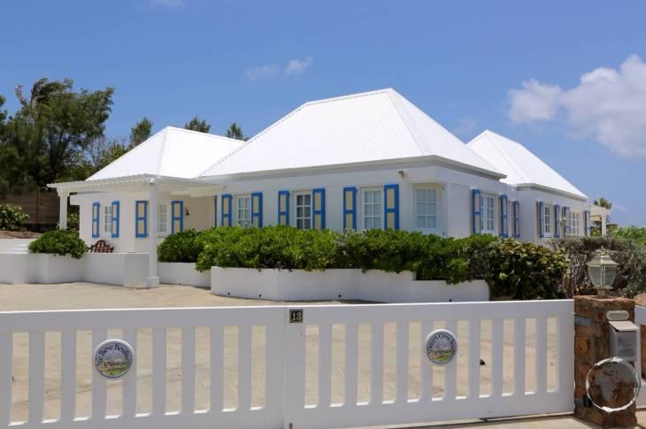 Villa on St. Barts