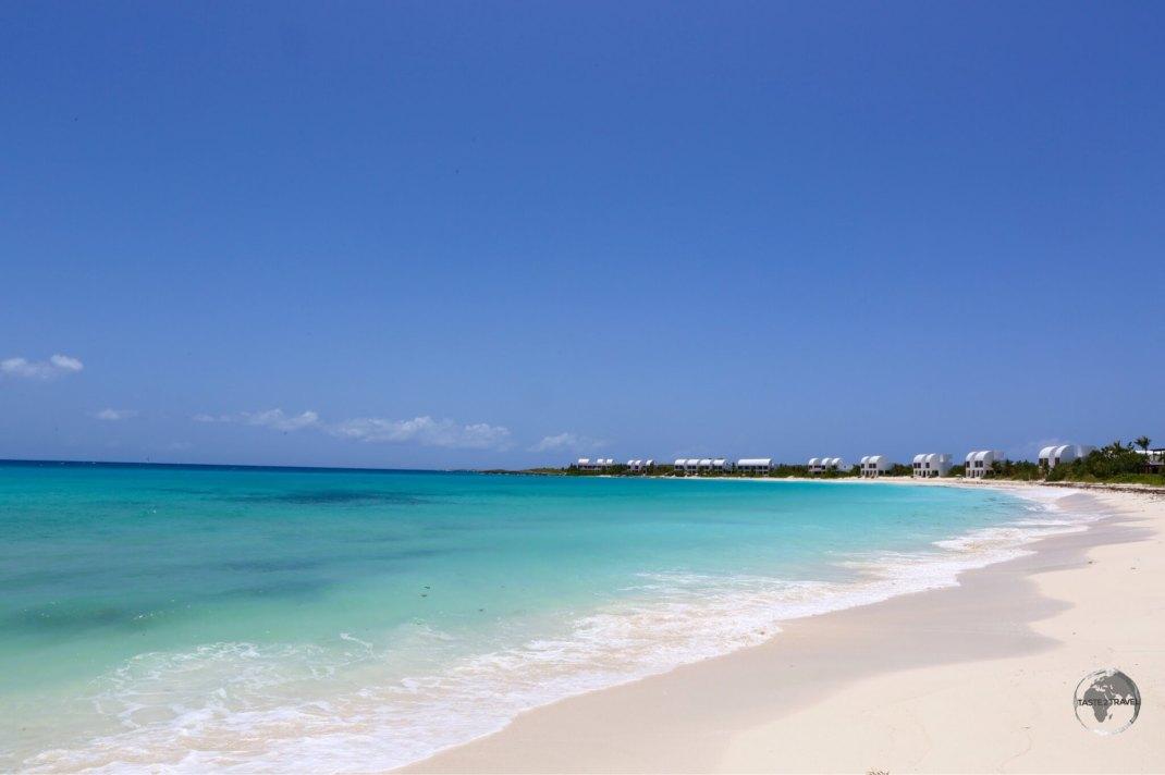 Villas, Shoal Bay West Beach, Anguilla.