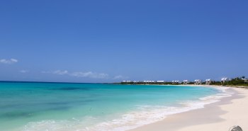 Villas, Shoal Bay West Beach, Anguilla.