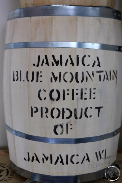 Blue Mountains coffee.