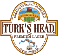 Turks Head beer logo