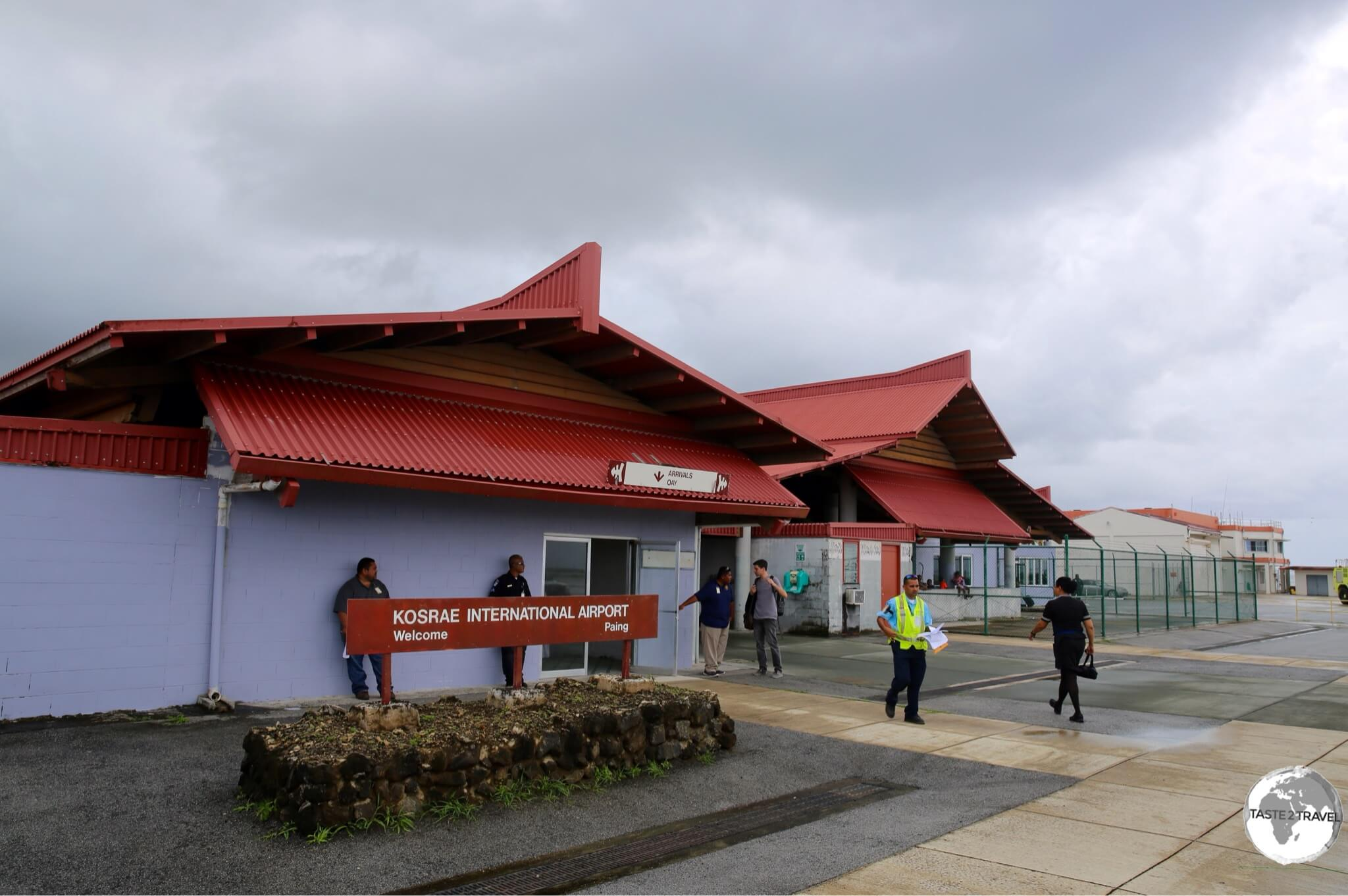 Kosrae International Airport.