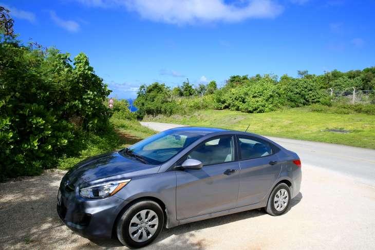 Hire car Guam