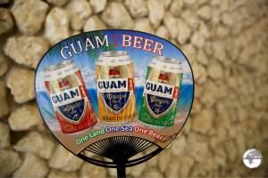 Guam Beer fan