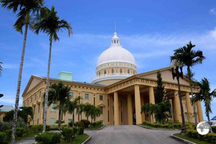 Capitol Building, Ngerulmud, Palau