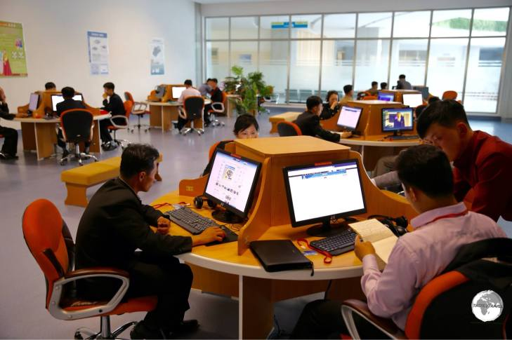 Internet access is not available to North Koreans. Users at the North Korean Science & Technology Centre can access the national intranet - called Kwangmyong (translates as 'light') - which provides access to a few government-controlled sites.