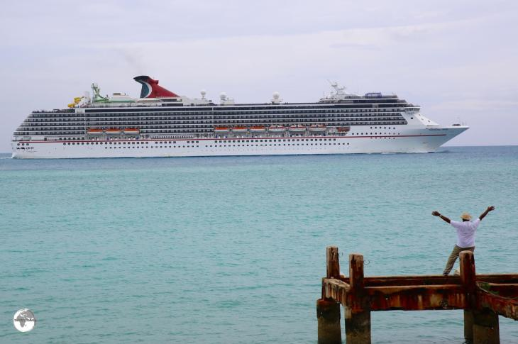 Carnival Cruise Ship, Bermuda