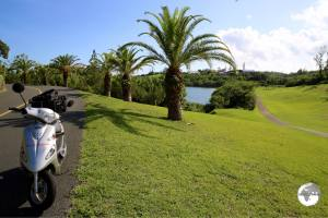 Bermuda Travel Guide: A scooter is the best way to maximise your time on Bermuda.