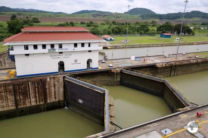 Miraflores Locks, Panama City