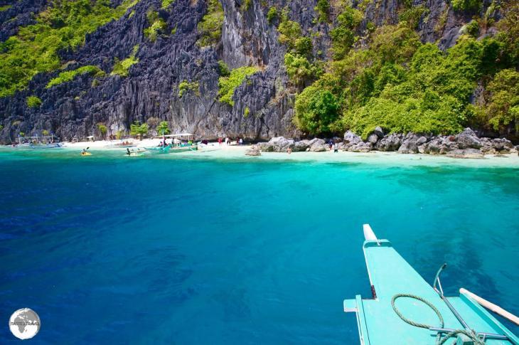 Snorkeling trip at El Nido, Palawan