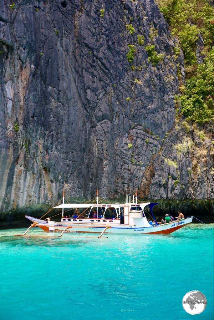 Another stunning snorkeling spot near El Nido.