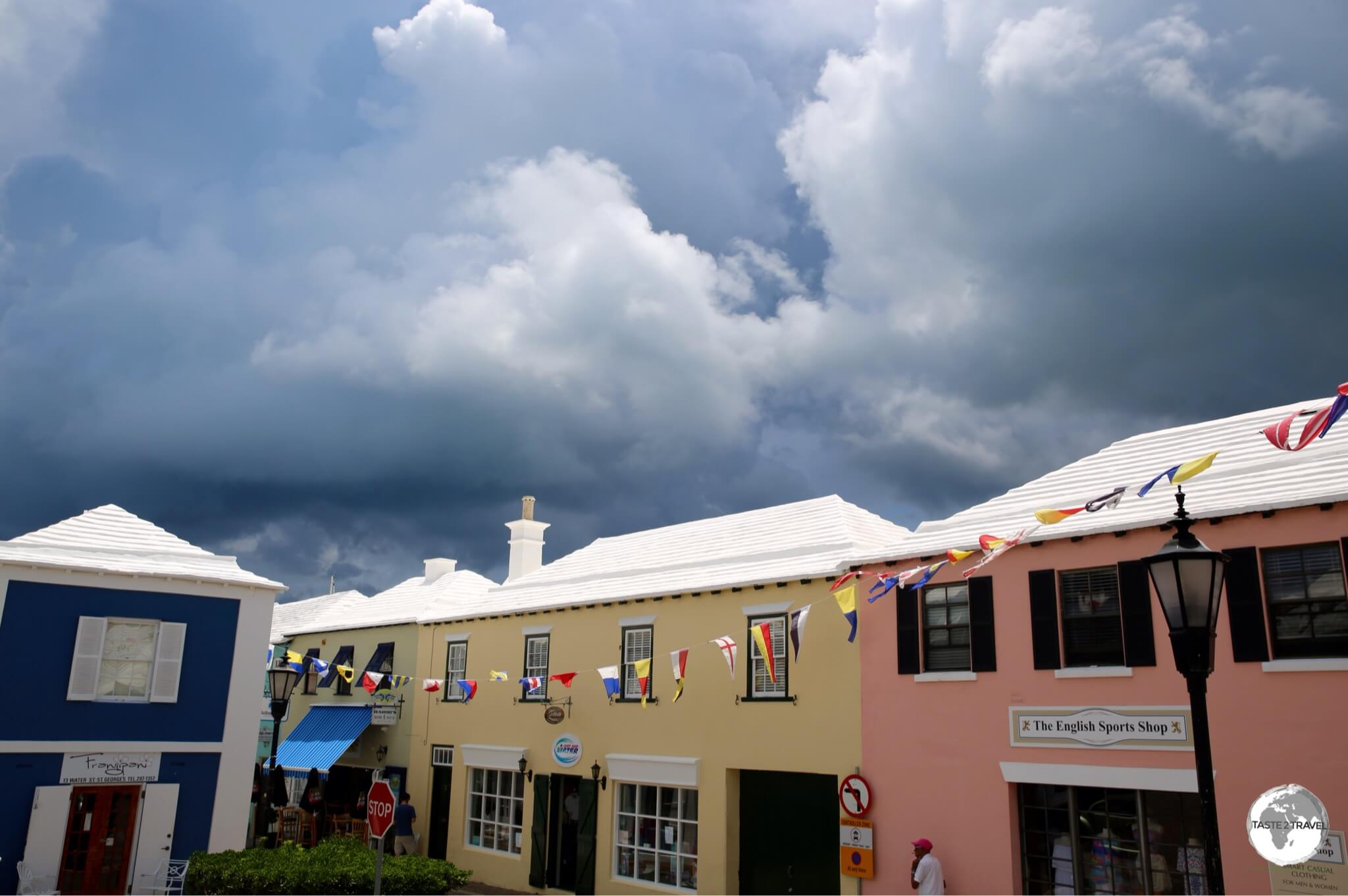 Today a UNESCO world Heritage site, St. Georges served as the capital of Bermuda for the first 200 years.