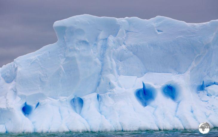 Iceberg in Crystal Sound