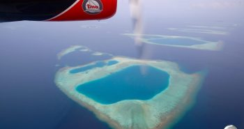 Maldives Travel Guide: TMA flight.