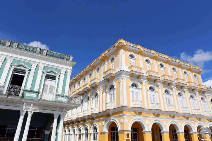 The streets of the old town of Sancti Spíritus are lined with Colonial-era gems..