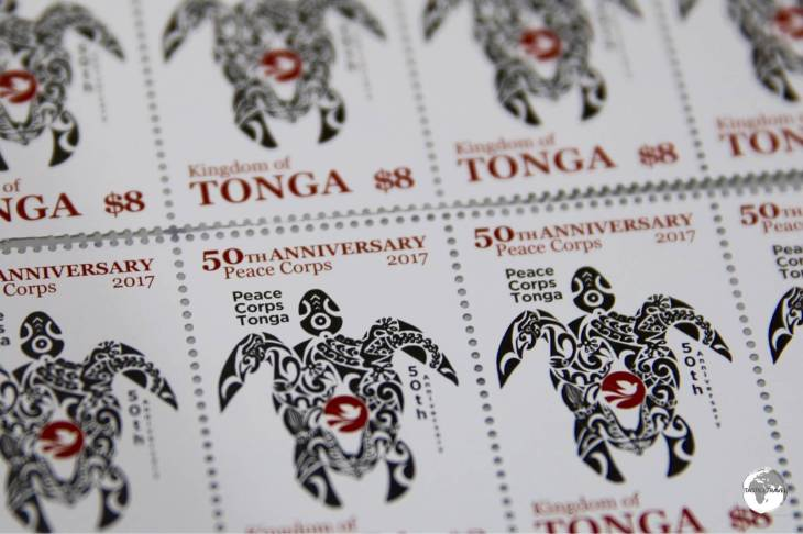 Tongan stamps are works of art and make for interesting souvenirs.
