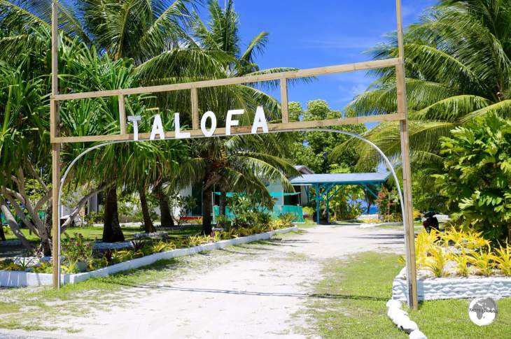 """Tafola"" is the unpretentious, low-key, official residence of the Prime Minister of Tuvalu."