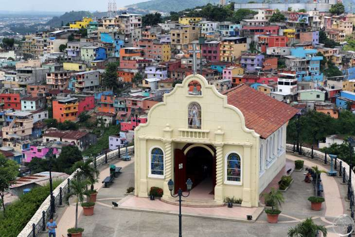 Galápagos Islands Travel Guide: Guayaquil is one of the gateway's to the Galápagos Islands.