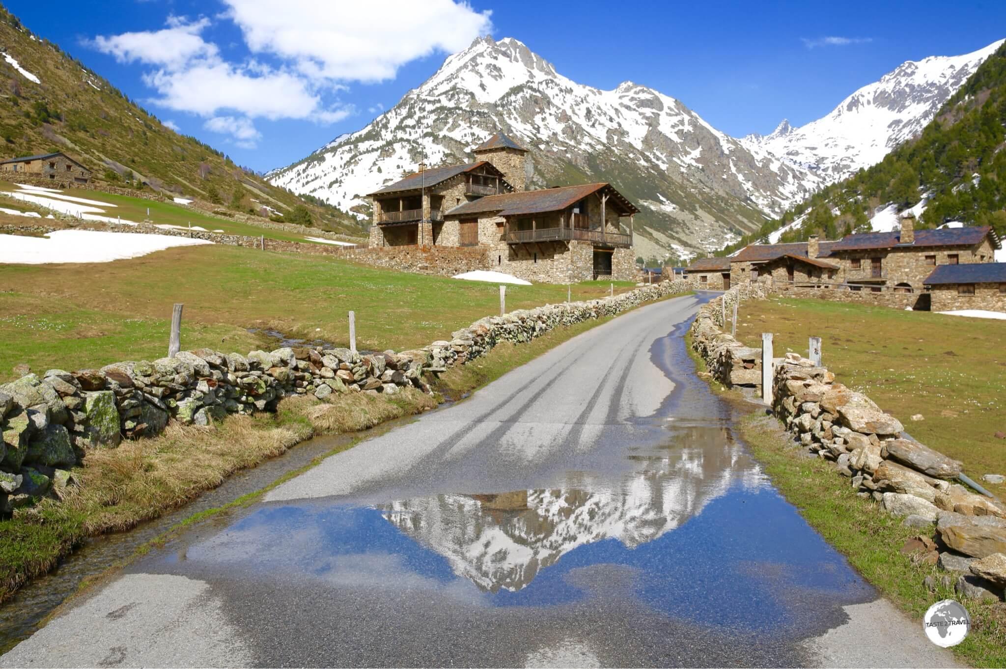 Vall d'Incles, Andorra