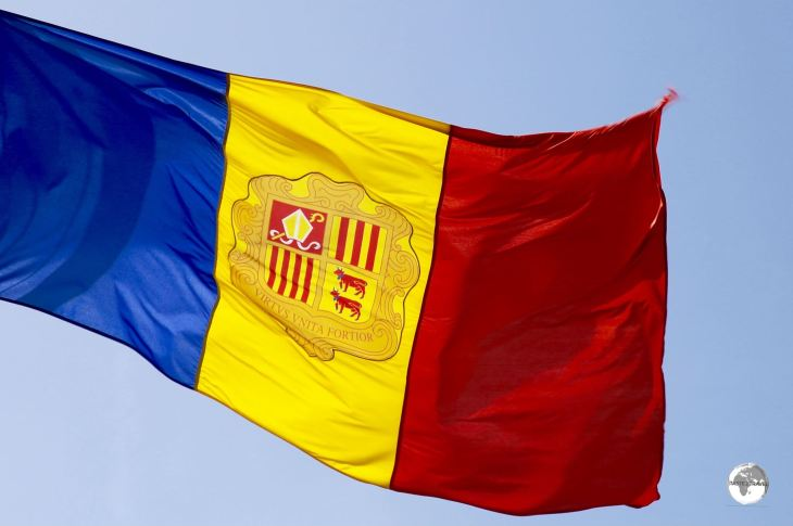Andorra Travel Guide: Andorra Flag