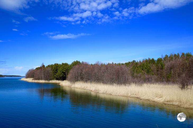 Typical Åland landscape.