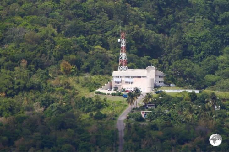 The Montserrat Volcano Observatory.