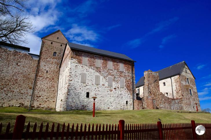 Kastelholm Castle dates from the medieval period and was an important element in the Swedish expansion of control throughout the region.