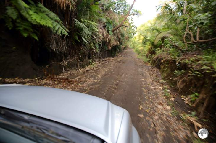 Most roads on Tanna are rough, 4WD tracks. Not surprisingly, there are no rental cars on the island.