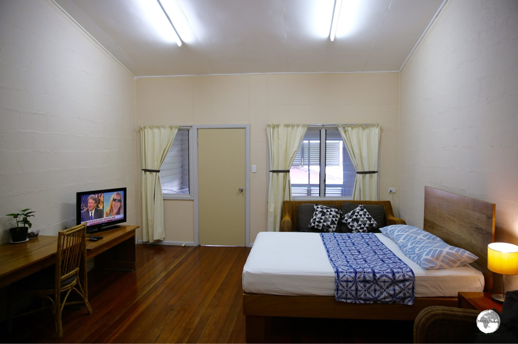 Apartments at 'Access Units on Ramsi street' are very spacious and comfortable.