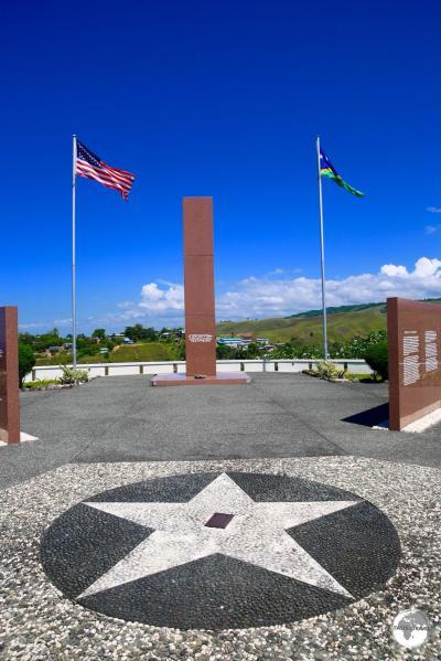 Guadalcanal American Memorial.