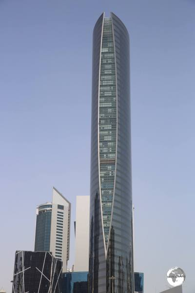 Doha City Centre.