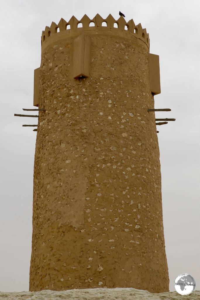 The primary purpose of the Al Khor towers was to provide a vantage point and to scout for potential attacks