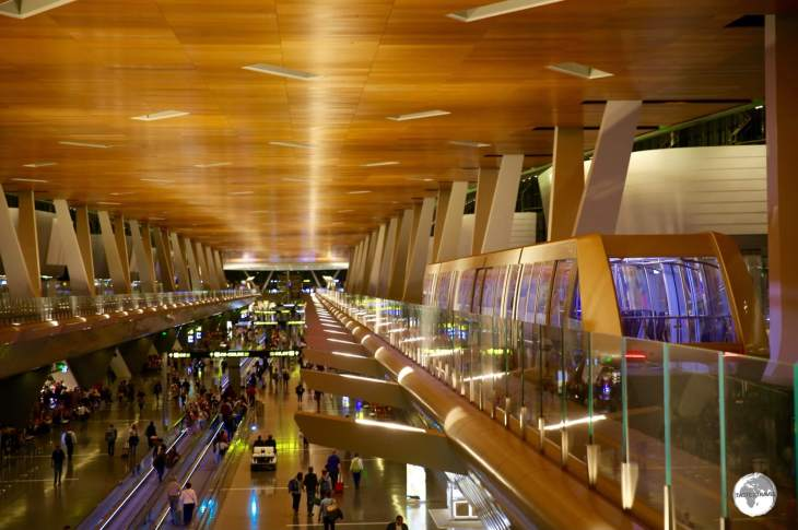 Hamid International Airport.