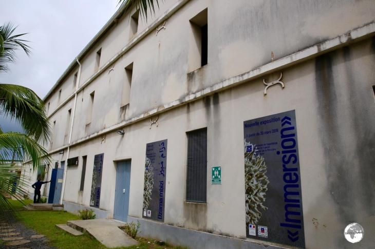 The small Musée MUMA in Dzaoudzi provides an overview of Mayotte culture, fauna and flora.