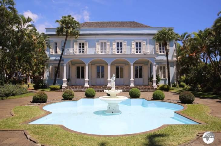 The ornate Villa du Conseil Général.