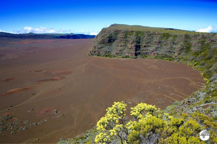 Looking more like Mars than Earth, the breathtaking 'Plaine de Sables' is just one part of the huge volcano complex.