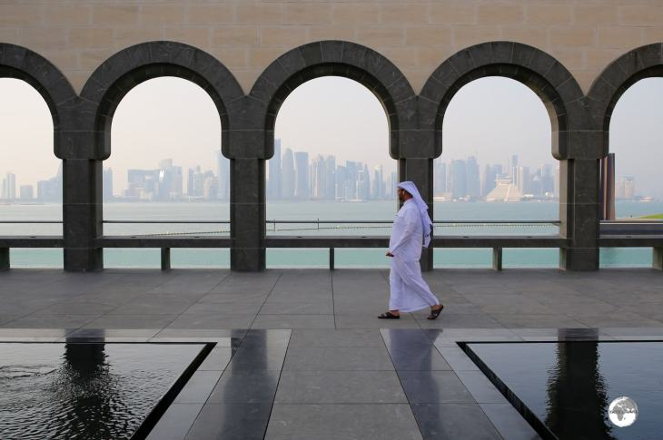 The IM Pei-designed 'Museum of Islamic Art' is a highlight of Doha.
