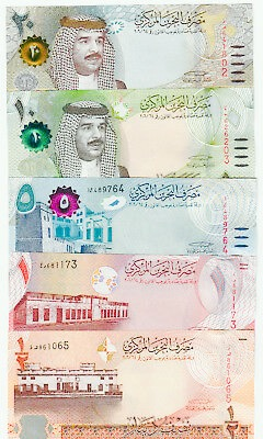 The Bahraini Dinar is issued by the Central Bank of Bahrain.